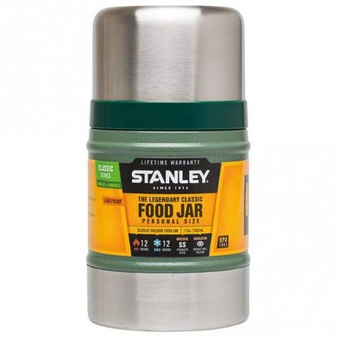 Stanley Classic Food Jar - 504ml - Green